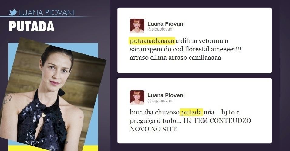 Luana Piovani