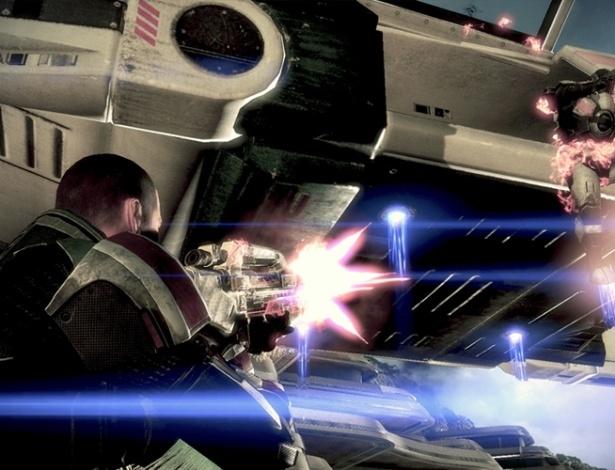 """""""Mass Effect 3"""" é outro jogo da atual geração que será convertido para o Wii U"""