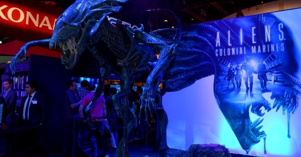Os feiosos aliens vão invadir a praia dos games em 2013