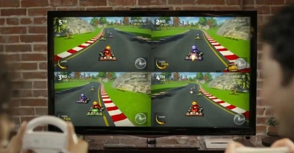 """Para Wii U, """"Sports Connection"""" faz parte da família de jogos esportivos da Ubisoft"""