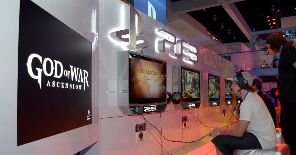 Público testa modo multiplayer de