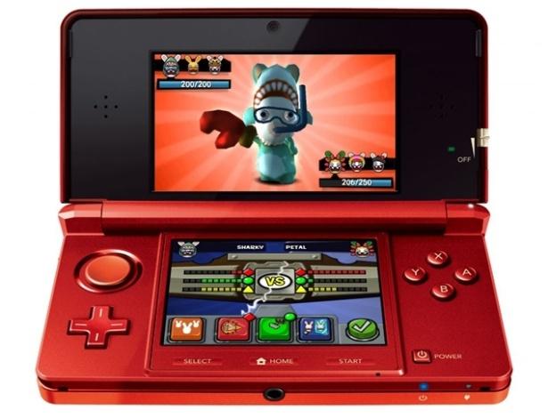 """""""Rabbids Rumble"""" tem nova coletânea de minigames para o 3DS"""