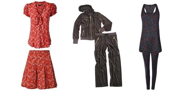 Na volta dos conjuntos à moda, entram combinações de peças lisas ou estampadas - Divulgação