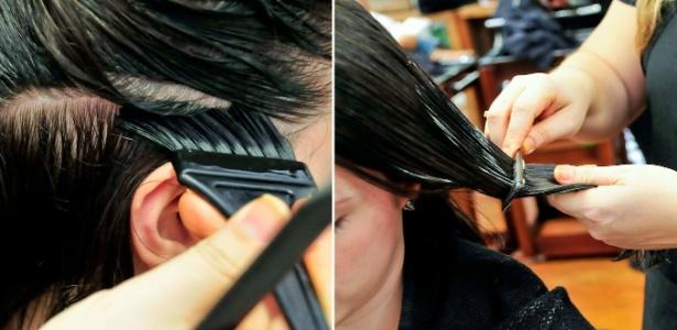 Limpeza de couro cabeludo e nutrição dos fios: etapas de tratamento em primeiro dia da lua cheia - Midori De Lucca/Divulgação