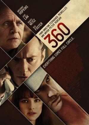 """Pôster do filme """"360"""", de Fernando Meirelles"""