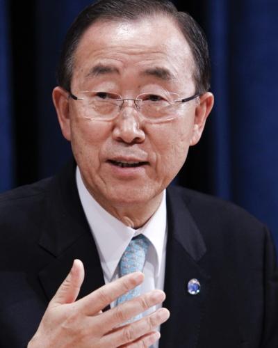 Secretário-geral da ONU, Ban Ki-moon, se mostrou otimista quanto a um acordo na Rio+20