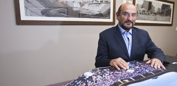 Rosemberg, ex-vice-presidente e diretor de marketing, poderia regressar ao Corinthians