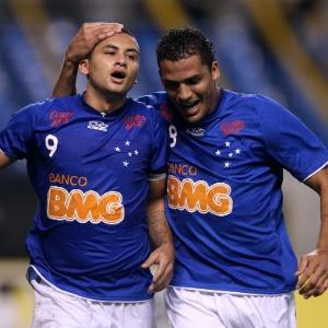 Wellington Paulista, que marcou um dos gols na vitória sobre o Botafogo, torce por novo esquema - Satiro Sodre/AGIF