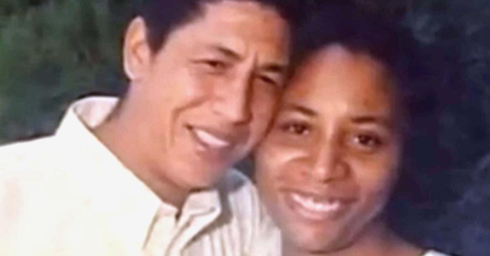 8.jun.2012 - Leila Oliveira Alves e Adenísio Alves, casal de Diadema (Grande SP) desaparecido há 10 dias