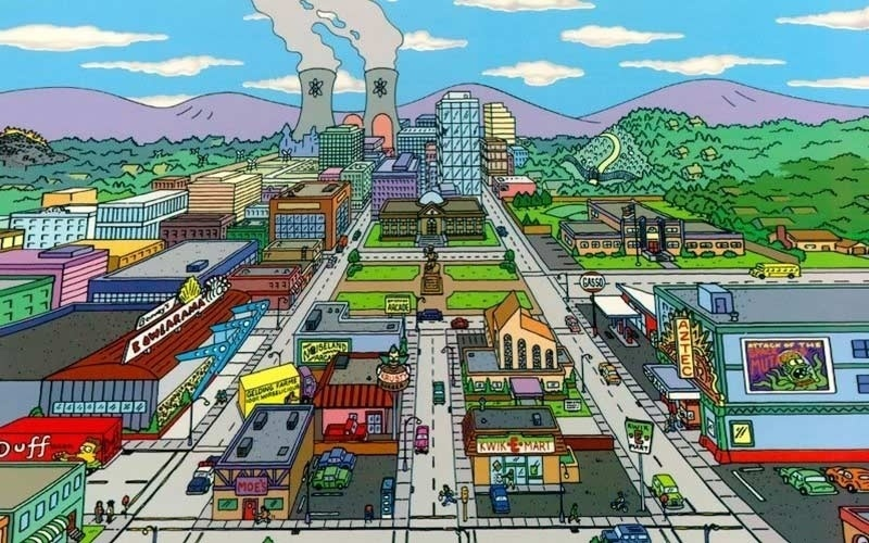A paisagem de Springfield, a cidade imaginária onde se passa a série Os Simpsons, tem ao fundo a Usina Atômica do Sr. Burns, despejando fumaça poluente no ar da região. Hoje em dia, muita gente fica de cabelo em pé ao ouvir falar de radioatividade, mas será que a radiação é sempre nociva? Conheça os prós e os contras acerca dessa questão.