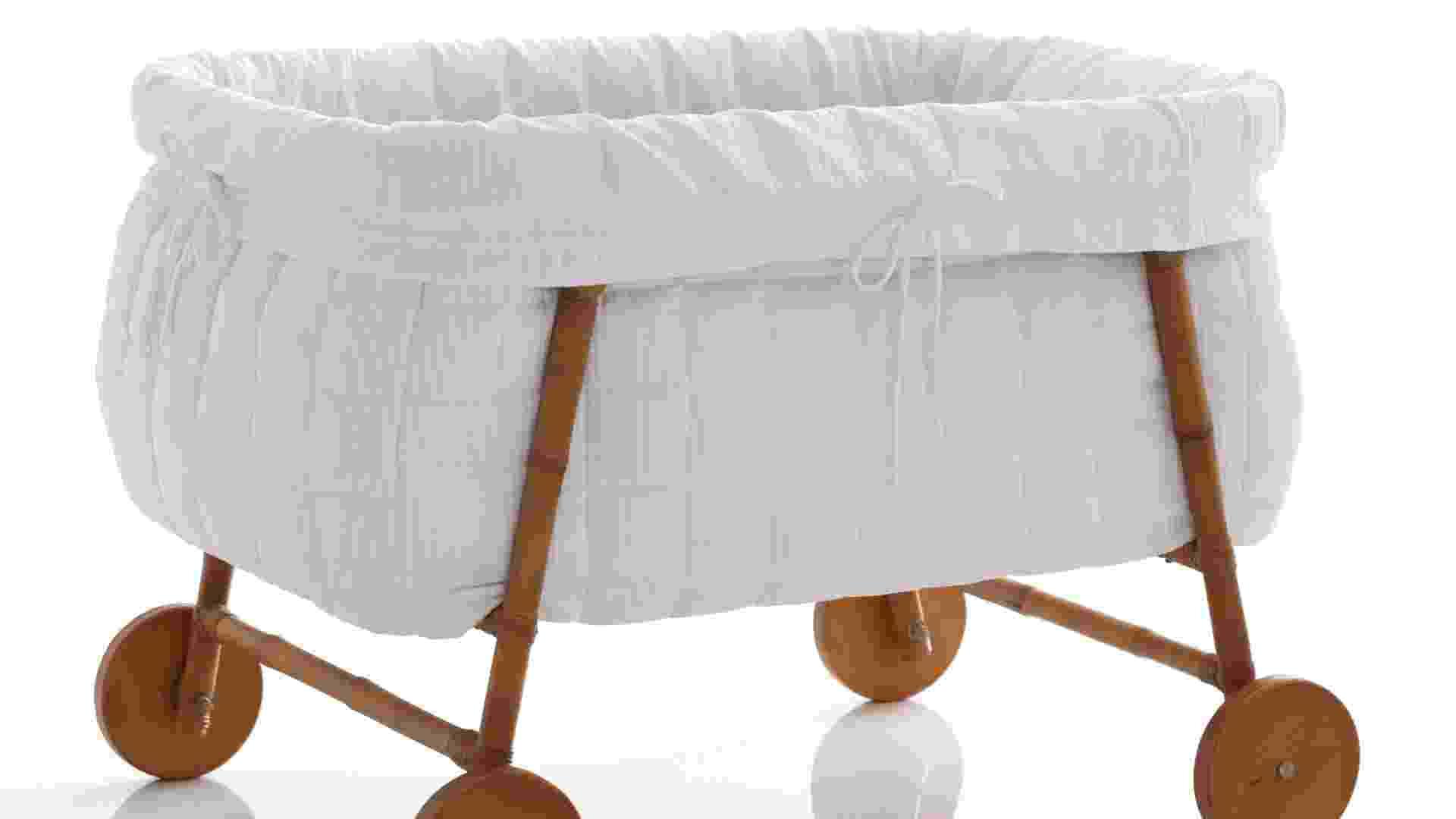 Berço Bambu para recém-nascido - Divulgação
