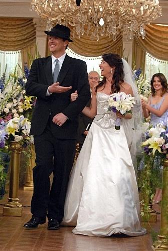 Casamento de Lily Aldrin (Alyson Hannigan) na série