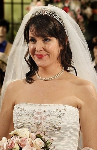 Casamento de Rose (Melanie Lynskey) na série