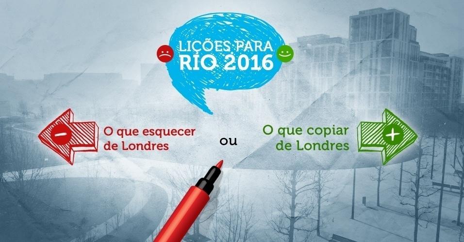 Lições para Rio-2016