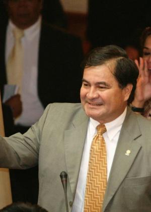 Senador da oposição boliviana Roger Pinto, que pediu de asilo político ao Brasil - Gaston Brito/Reuters