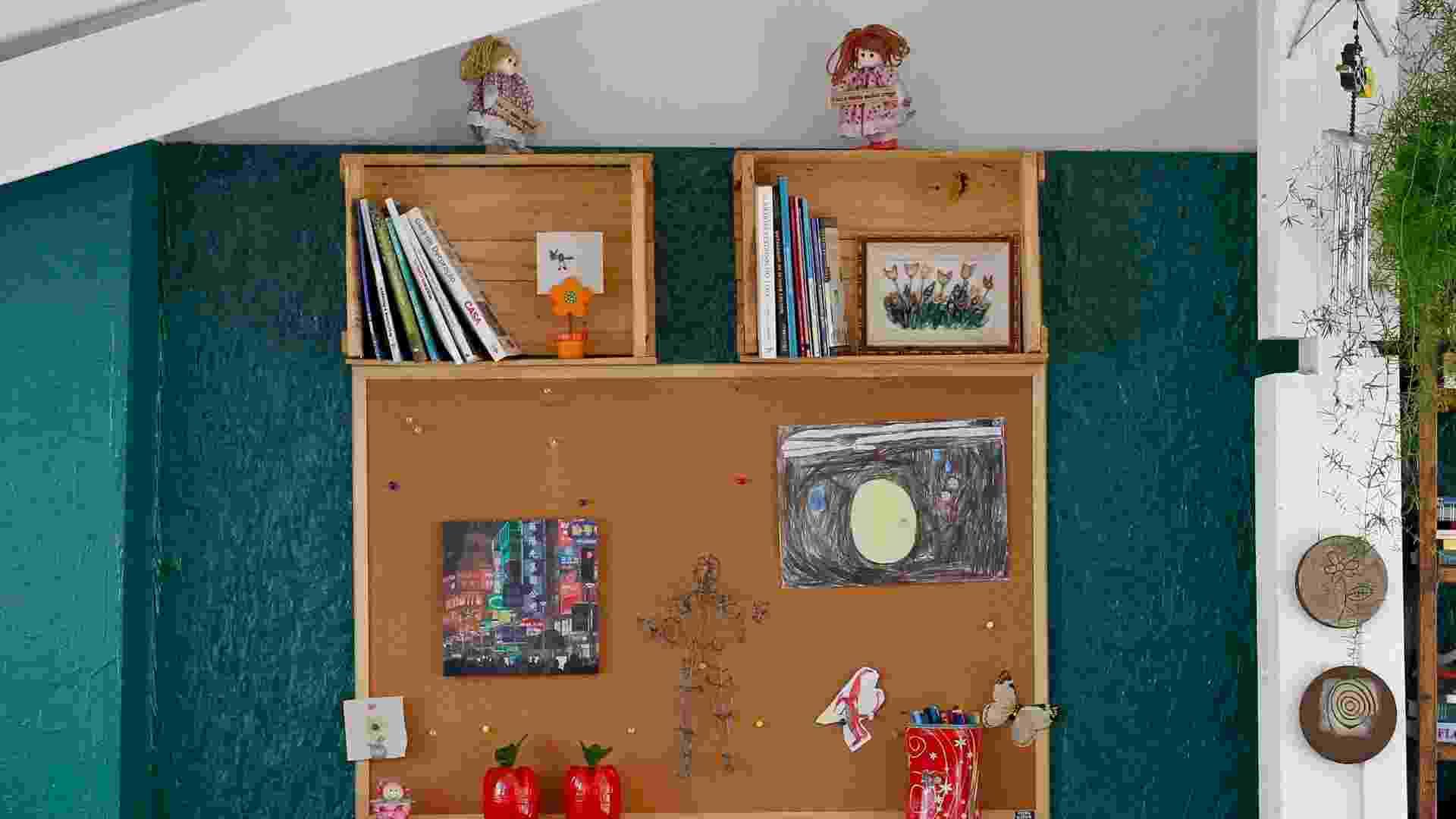 Passo a passo: estante de caixote de frutas (2012) - Leandro Moraes/UOL
