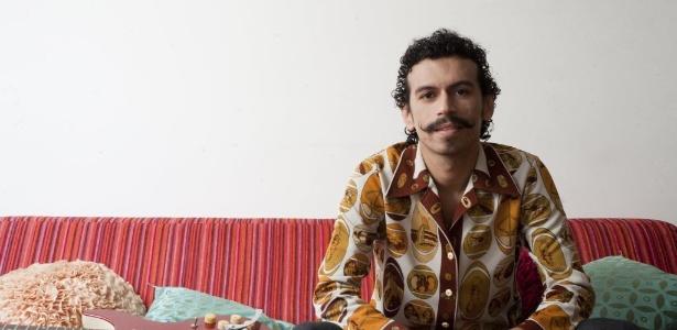 O músico paraense Felipe Cordeiro, atração do Cine Joia - Folhapress
