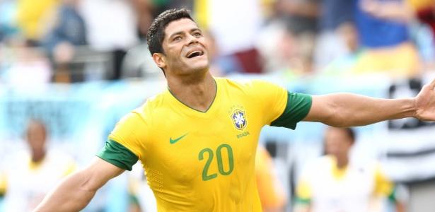 4bea9e3b69 Início da carreira de Hulk teve dispensa na base do São Paulo e ...