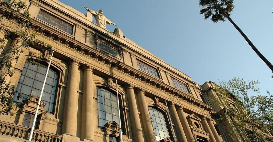 2ª posição: Pontificia Universidad Católica de Chile, Chile