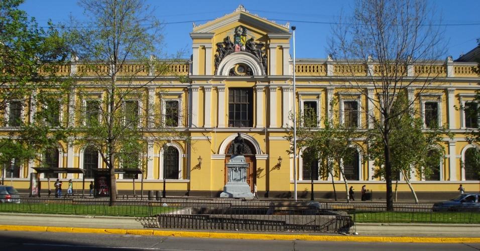 4ª posição: Universidad de Chile, Chile