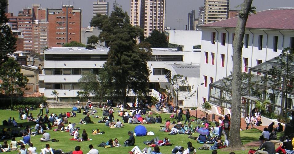 6ª posição: Universidad de Los Andes, Colômbia