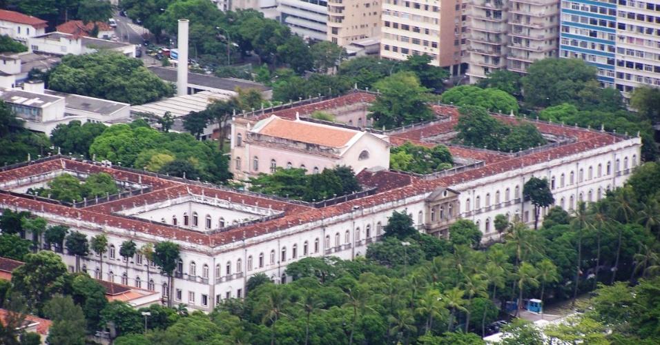 8ª posição: UFRJ (Universidade Federal do Rio de Janeiro), Brasil