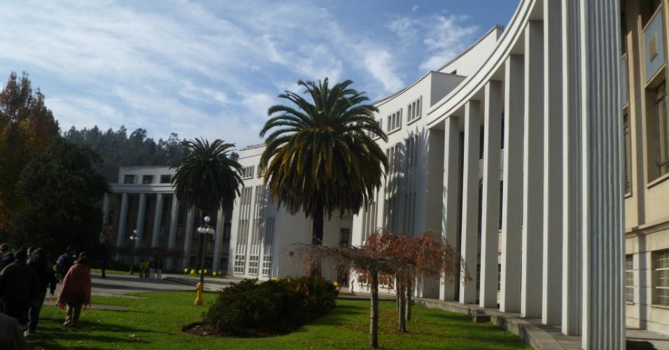 9ª posição: Udec (Universidad de Concepción), Chile