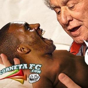 Corneta FC: Tapinha de amor não dói