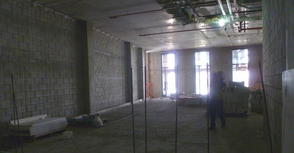 Msheireb,- As janelas serão grandes nos prédios para facilitar a circulação de ar-