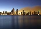 Peça que tornará One World Trade Center o prédio mais alto das Américas é içada - Gary Hershorn/Reuters