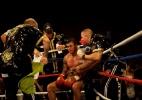 Por saúde, Popó diz que não volta ao boxe: