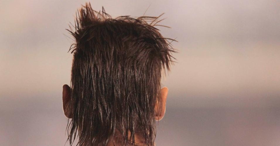 Contra o Corinthians, Neymar não conseguiu repetir suas melhores atuações