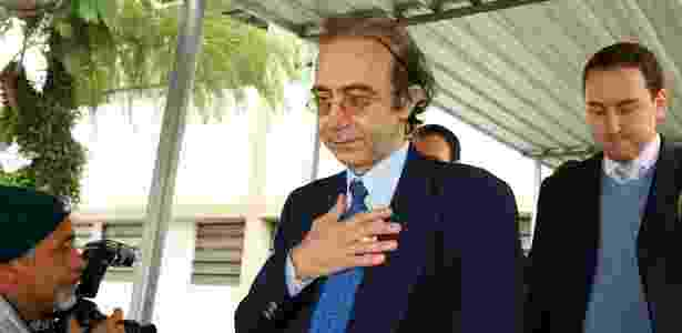 Farah Jorge Farah, médico condenado pela morte de uma paciente em 2003 - Robson Ventura/Folhapress - 30.mai.2007 - Robson Ventura/Folhapress - 30.mai.2007