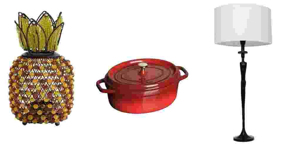 Inspire-se na casa do Tufão e escolha os objetos de decoração ao seu estilo - Divulgação