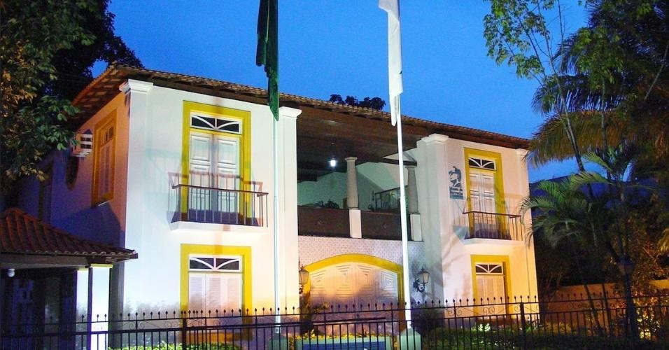 Museu da Borracha, em Rio Branco (AC)