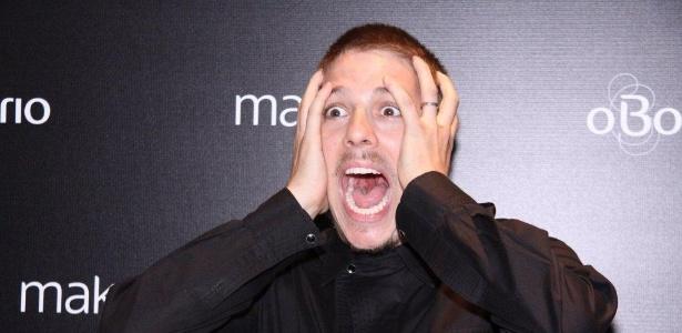 O humorista Fábio Porchat, um dos comediantes que integra o elenco do canal de humor Porta dos Fundos - AgNews