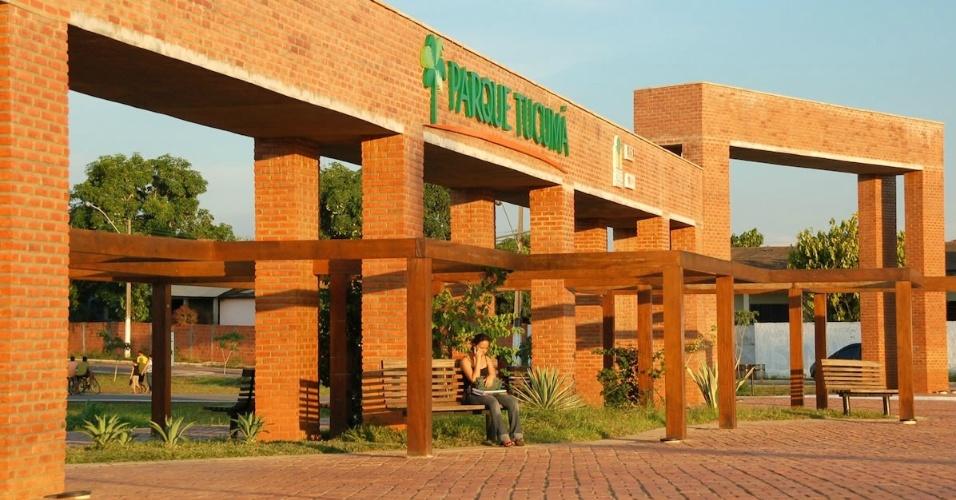 Parque Tucumã, em Rio Branco (AC)