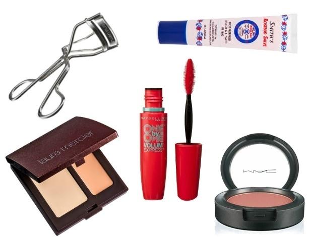 Produtos de beleza indicados por maquiadores e modelos no SPFW - Divulgação/Montagem UOL