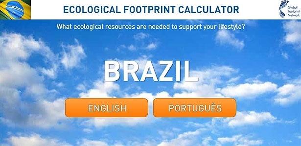 Reprodução/Global Footprint Network