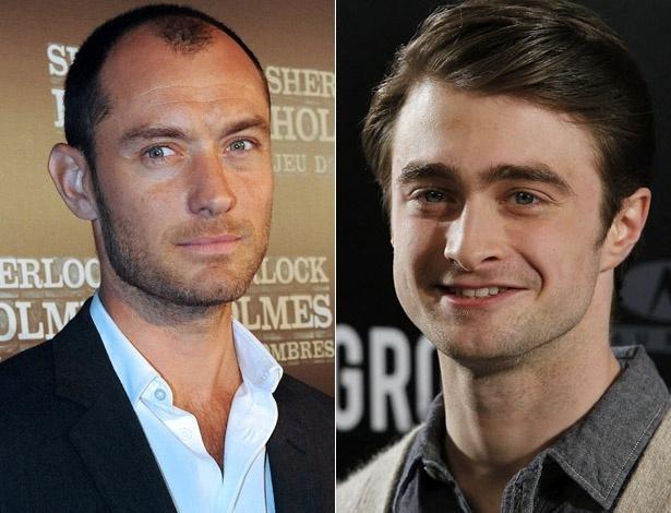 Jude Law e Daniel Radcliffe entram para nova companhia de teatro britânica - AFP/EFE