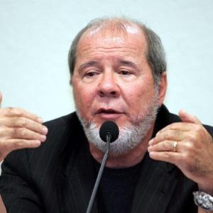 O publicitário Duda Mendonça, inocentado pela maioria dos ministros do STF - 11.ago.2005 - Lula Marques/Folhapress