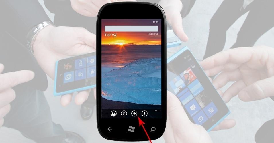 Prints com o smartphone Windows Phone