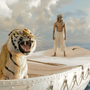 "Imagem do filme ""Life of Pi, do diretor tailandês Ang Lee"