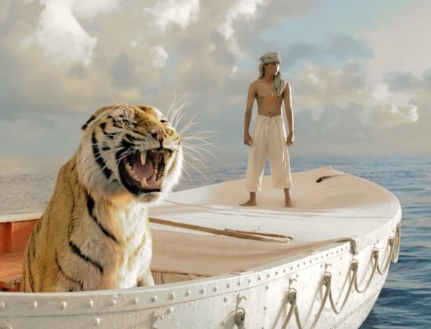 """""""As Aventuras de Pi"""", novo filme de Ang Lee, vai abrir o Festival de Cinema de Nova York"""
