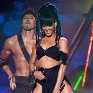 Rihanna ficou grata por não estar no local da briga