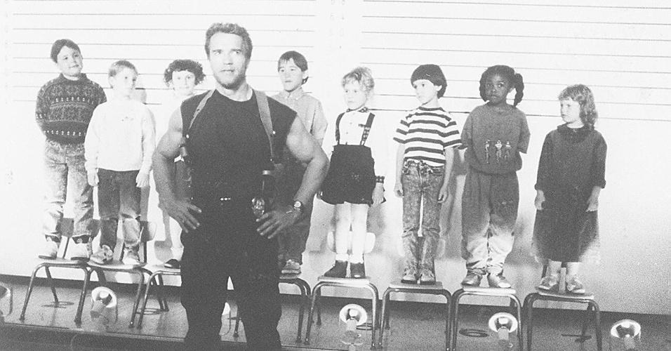 John Kimble - ''Um Tira no Jardim da Infância''