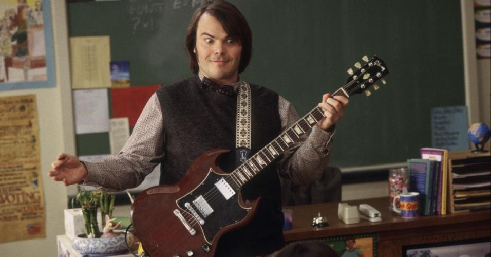 Dewey Finn - ''Escola do Rock''