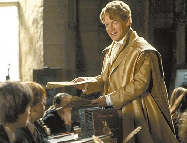 Gilderoy Lockhart - ''Harry Potter''