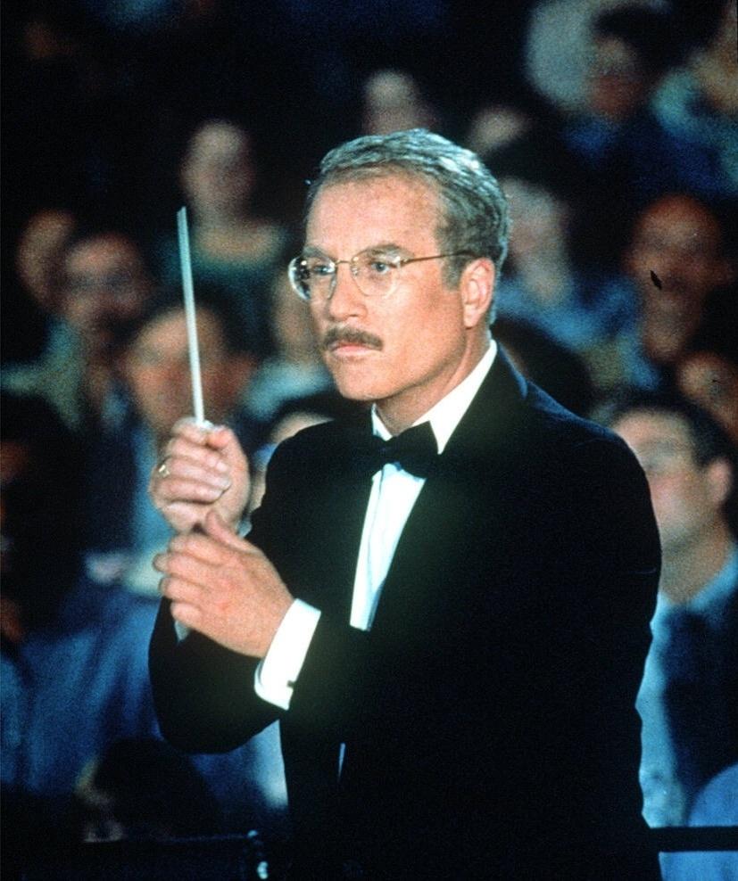 Glenn Holland - ''Mr. Holland - Adorável Professor''