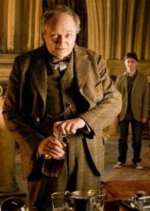 Horário Slughorn - ''Harry Potter''